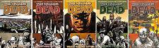 Walking Dead Robert Kirkman Graphic Novel Series Collection Set 16-20! NEW!