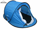"""Pop Up Camping Tent Duo Combo (Size: 106""""x65""""x43"""")"""
