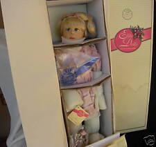 "Elite Dolls Collection Awards Winner 1999 Doll Abee 20"" By Pat Moulton No 69 NIB"