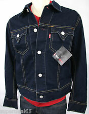Levis Type1 Jeans Standard Fit Jacket (L) Made In USA Levi's Type 1 Made in USA