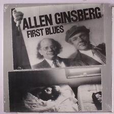 Allen Ginsberg First Blues Vinyl LP Record & MP3 bonus! bob dylan ONLY 500! NEW!