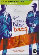 KISS KISS BANG BANG : ROBERT DOWNEY JR - VAL KILMER DVD  - NIEUW