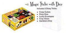 WONDER TRICKS WITH DICE Magic Set