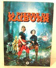"""bd brochée """" star wars """" la pierre de Kaibur ed dark horse 1996"""