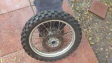 Rear wheel rim hub crf450 cr250 crf250 crf450r cr125 honda crf cr 250 450 125 cr
