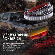 "60"" Truck Pickup Rear Tailgate LED Light Stripe Indicator Stop Backup DRL Lamp"