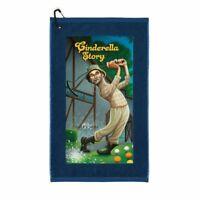 New David Okeefe Cinderella Story Caddyshack Golf Towel