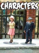 Pulp Alley -- Dottie K & Jack Spade  28mm Miniatures Pack