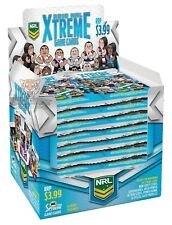 2018 TLA NRL Xtreme New Sealed Trading Cards Box (24 Packs)