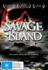 SAVAGE ISLAND DVD_Horror Movie