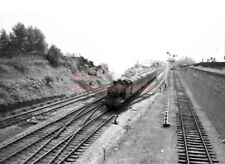 PHOTO  GWR LOCO  EX TAFF VALE 345 APPROACHING HEATH JCT ON 18TH MAY 1955