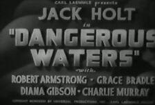DANGEROUS WATERS (1936) DVD JACK HOLT, ROBERT ARMSTRONG