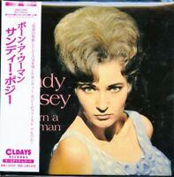 SANDY POSEY-BORN A WOMAN-JAPAN MINI LP CD BONUS TRACK C94