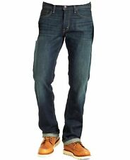 $110 LEVI'S 514 JEANS Men's BLUE JEANS STRAIGHT FIT DENIM PANTS SIZE 33W 32L