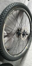 Shimano M986 trail Wheels