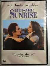 Ethan Hawke Julie Delpy BEFORE SUNRISE ~ 1994 Romantic Classic South African DVD