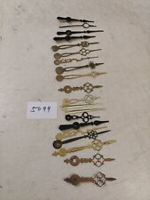 ASSORTED LARGE CLOCK HANDS    STEAMPUNK