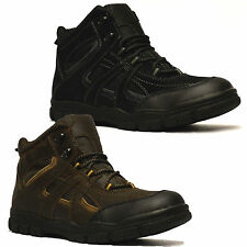 Men's Leather Walking/Hiking/Trail Boots