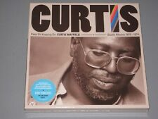 CURTIS MAYFIELD Keep On Keeping On Studio Albums 180g 4LP Box Set New Vinyl LP