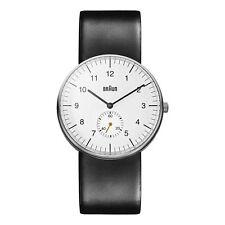 Braun Men's BN0024WHBKG Classic Analog Display Quartz Watch
