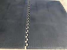 New Delta Mart Connecting rubber mat cow cubicle mat  6ftx4ft18mm weight 45kg