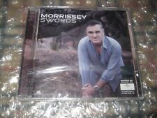MORRISSEY Swords RUSSIAN Import NEW SEALED CD 2009 Universal Music Russia Rare