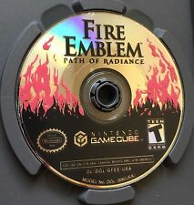 Nintendo GameCube Fire Emblem Path of Radiance Game Disc Only *Tested*