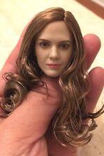 1/6 Emma Watson 2.0 European female Head Harry Potter Hermione Fit Hot Toys Phic