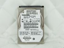 "TOSHIBA P000547810 250GB 2.5"" SATA HDD 9.5MM FULLY WORKING MK2575GSX"