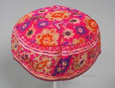 hand embroidered Women's Caps and Ceremonial Headdress Gilgit-Baltistan No:21/E