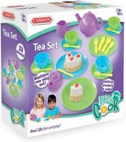 Casdon Tea Set Playset Kids Pretend Play Toy