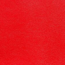 RED VINYL UPHOLSTERY FABRIC SNOWMOBILE ATV MOTORCYCLE 4 WAY STRETCH -60 DEGREE