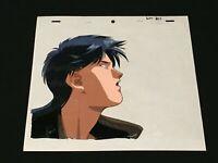 Detonator Orgun Original production animation cel vintage anime Tomoru Shindo