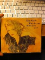 Kim Wilde Who do you think you are? (1992) [Maxi-CD]