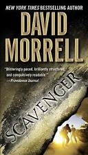 (25 COPIES IN LOT)   Scavenger by David Morrell (2008, Paperback)