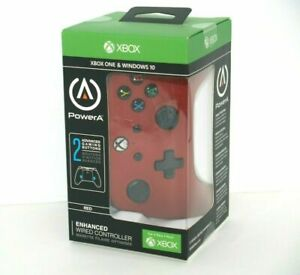 PowerA Wired Controller for Xbox One - Red