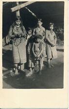 EQUATEUR 1947 - Jeunes Filles Indiennes Amérique du Sud - PCH 83