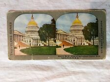 Traveler series Washington DC national capital Stereoview Stereograph montgomery