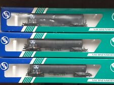 lot 3 wagons citerne MILLET HO sachsenmodelle 16113 sncb sncf roco 76113 nmbs B