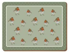 Robin luxury Placemats set of 6 (Into The Wild)