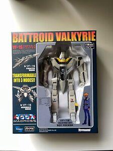 Robotech Macross Skull Leader Focker Battroid Valkyrie VF 1S Transformable