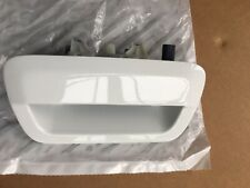 2014-2018 Jeep Cherokee Dodge Durango Life Gate Handle Outside White OEM #B