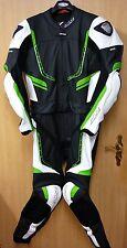 Büse Jarama 2tlg. Kombi Schwarz/grün 50 Motorrad Leder Kombi
