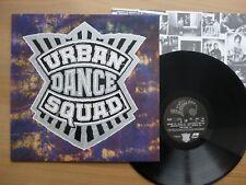 Urban Dance Squad - Mental Floss For The Globe, D'89, Original, Vinyl: vg++  #1
