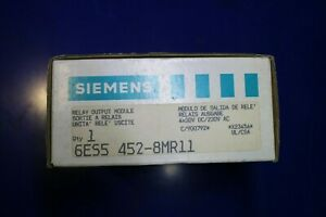 SIEMENS Simatic S5 - 6ES5 452-8MR11 Modul 6ES5452-8MR11 --- z4158