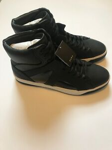 Zara Mens Black Trainers (Plimsole Style Sneakers) UK Size 10 EU 44