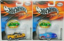 HOT WHEELS PRO RACING TAIL DRAGGER SERIES LOT OF 2 DEWALT & STP