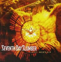 Love & Worship, Seventh Day Slumber, Audio CD, New, FREE & FAST Delivery
