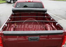 2005-2011 Dodge Dakota 6.5ft Short Bed Soft Roll Up Tonneau Cover