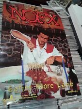 Nofx Eating More Lamb Poster Epitaph Large 2Ft 1/2 X 3Ft 1/2 Punk Indie Promo